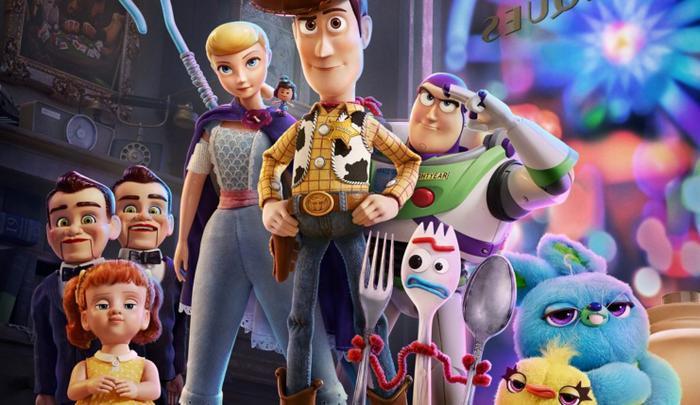 Bộ phim Toy Story 4 đạt điểm tuyệt đối trên thang điểm Rotten Tomatoes