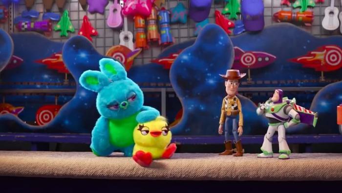 Công viên giải trí sẽ là điểm đến tiếp theo của nhóm Woody.