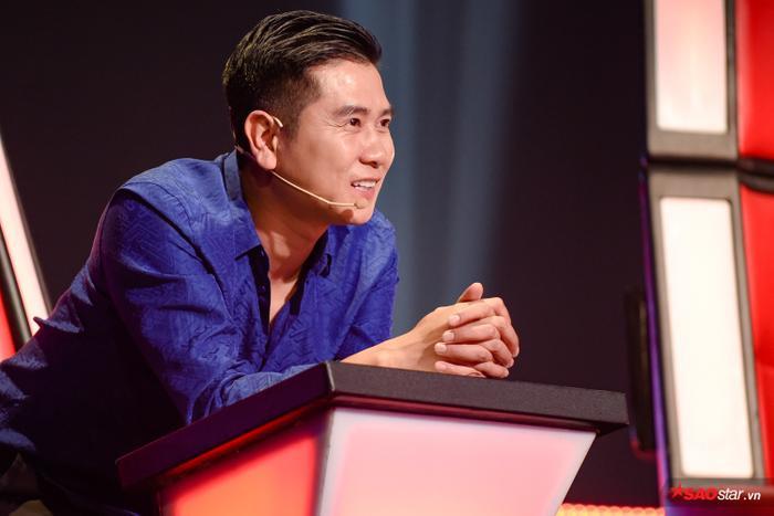 Huấn luyện viên Hồ Hoài Anh của Giọng hát Việt 2019 đang cùng các học trò bước vào chặng đua cuối cùng.