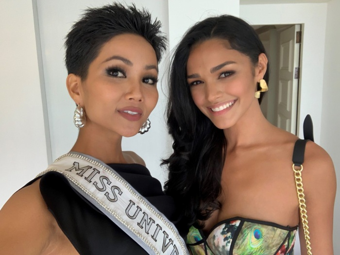 H'Hen Niê tiếc nuối khi không thể tham gia Miss Universe Puerto Rico theo lời mời của hoa hậu Kiara Ortega
