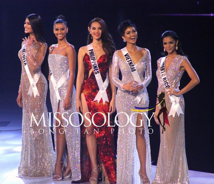 Thành tích lọt Top 5 Miss Universe 2018 khiến H'Hen Niê trở thành người đẹp nổi bật nhất nhì shwobiz Việt.