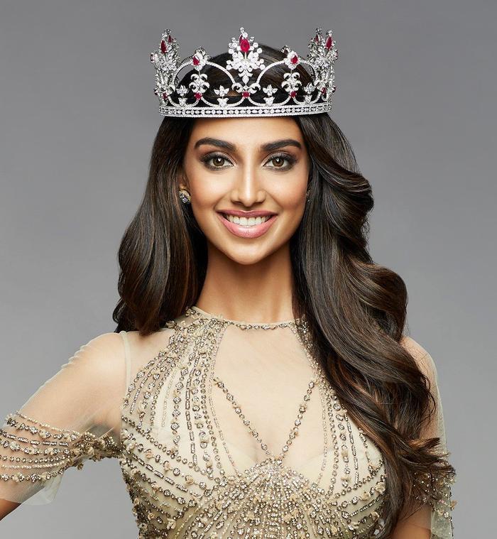 Nếu cô gái Ấn Độ sở hữu nhan sắc nữ thần – Meenakshi Chaudhary thật sự được chọn tham gia Hoa hậu Hoàn vũ 2019…