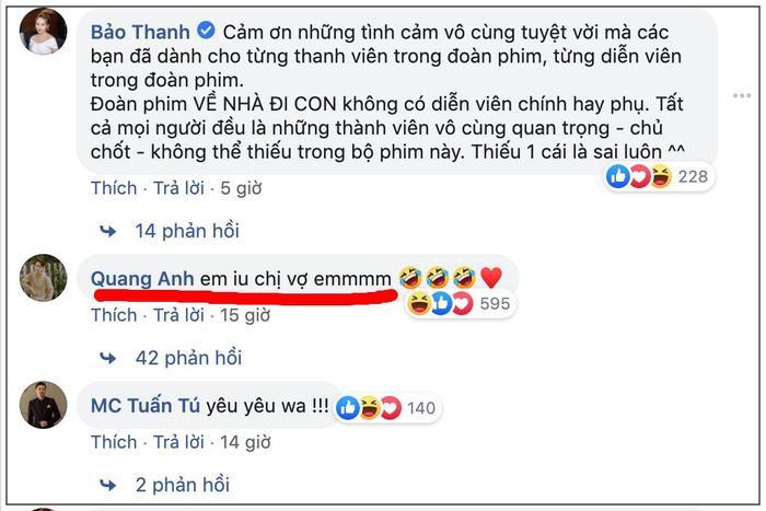 Bình luận nổi bật của Quang Anh.