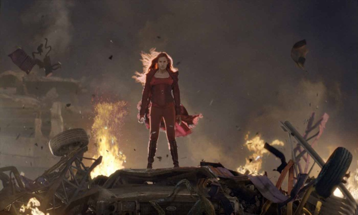 Jean Grey trong The Last Stand.