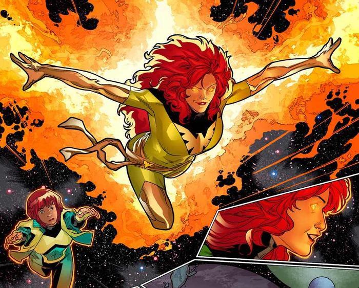 """Câu chuyện Phoenix bản mới sẽ """"lái"""" X-Men sang một khía cạnh mới hấp dẫn hơn."""
