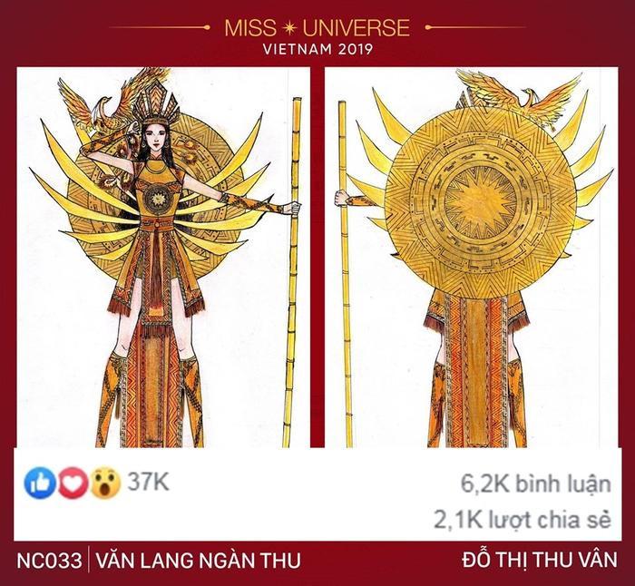 """""""Văn Lang ngàn thu"""" xếp thứ 5 với hơn 146 nghìn điểm."""