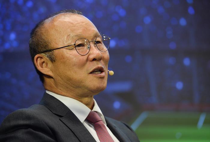 """""""HLV Park Hang Seo là chìa khoá dẫn đến thành công của ĐT Việt Nam"""""""