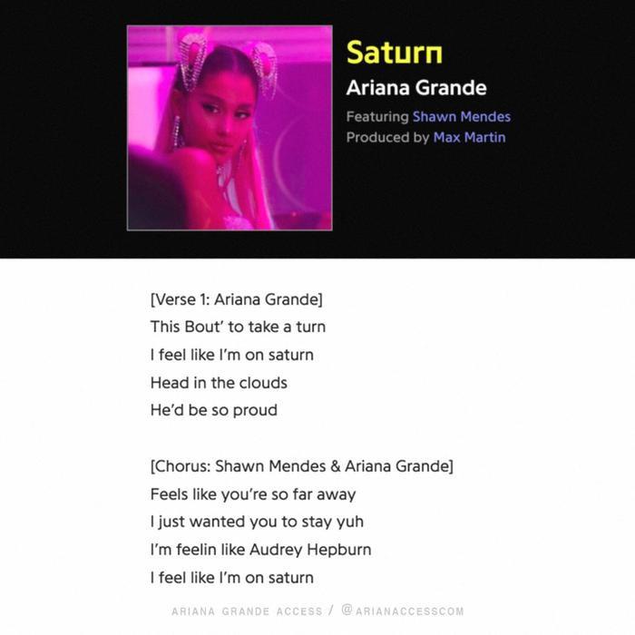 Loạt bằng chứng về một sản phẩm kết hợp giữa Ariana Grande và Shawn Mendes được sản xuất bởi Max Martin.