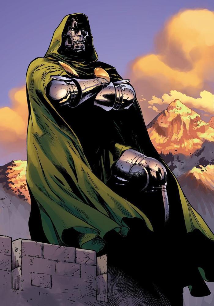 Victor Von Doom hay Dr. Doom
