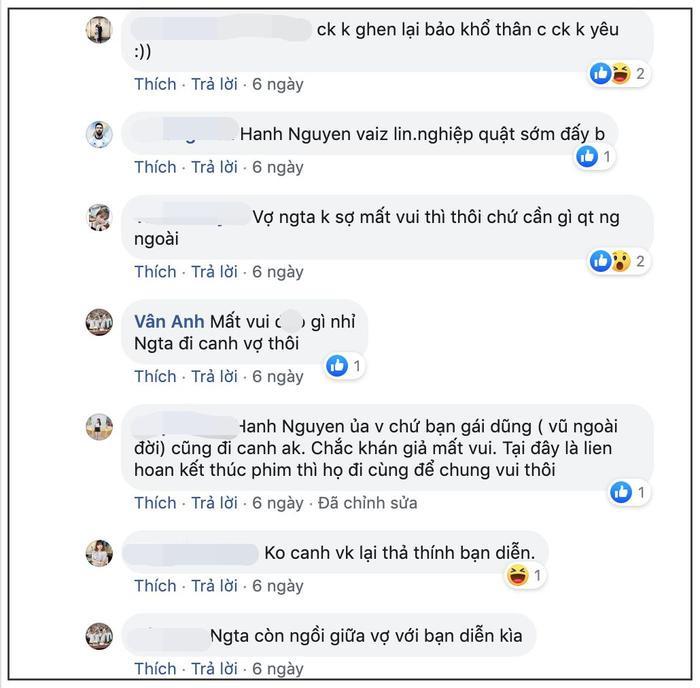 Chồng Bảo Thanh bị fan cuồng ném đá vô cớ chỉ vì ngồi giữa vợ và Quốc Trường ảnh 5
