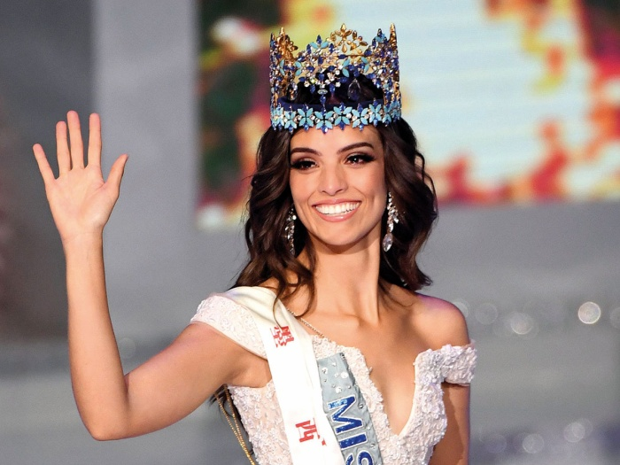 Miss World 2018 – Vanessa Ponce.