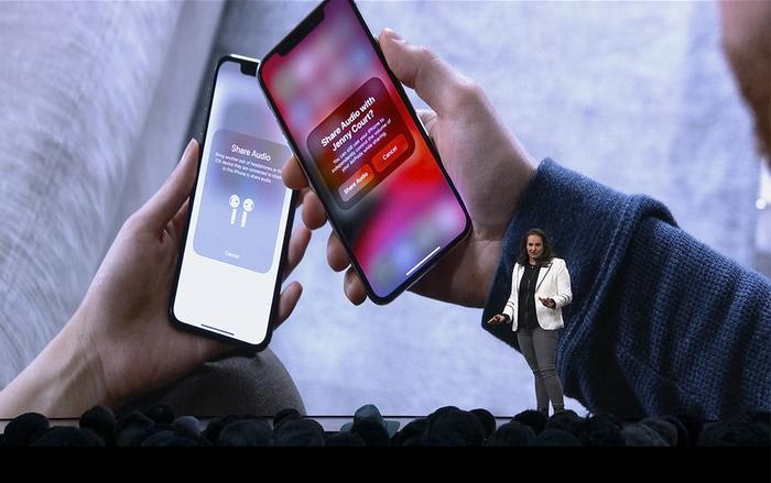 Tính năng chia sẻ âm thanh qua thao tác chạm trên iOS 13 chỉ hỗ trợ những dòng iPhone mới ra mắt gần đây