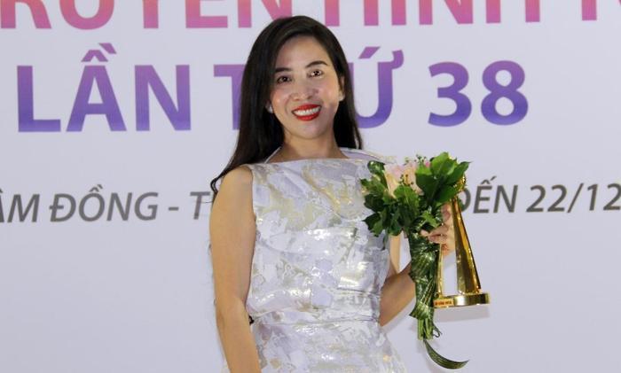 Phóng viên Nguyễn Thị Liên.