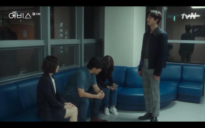Phim Abyss tập 13-14: Ahn Hyo Seop lại hồi sinh sát nhân, đau khổ khi Park Bo Young bị nhốt trong phòng băng đến chết ảnh 5