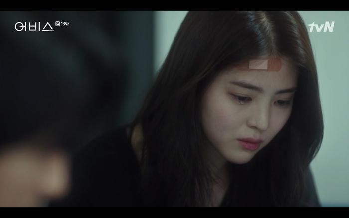 Phim Abyss tập 13-14: Ahn Hyo Seop lại hồi sinh sát nhân, đau khổ khi Park Bo Young bị nhốt trong phòng băng đến chết ảnh 6