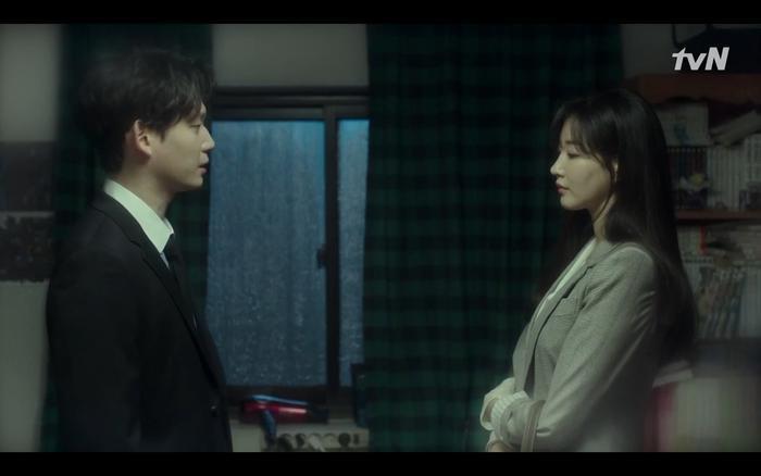 Phim Abyss tập 13-14: Ahn Hyo Seop lại hồi sinh sát nhân, đau khổ khi Park Bo Young bị nhốt trong phòng băng đến chết ảnh 10