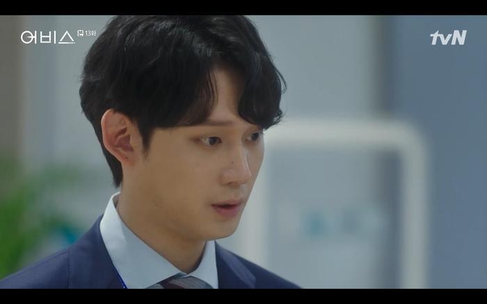 Phim Abyss tập 13-14: Ahn Hyo Seop lại hồi sinh sát nhân, đau khổ khi Park Bo Young bị nhốt trong phòng băng đến chết ảnh 15