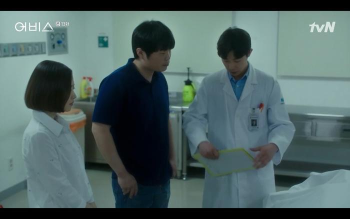 Trong ngày Se Yeon và Hee Jin chuyển xác đã đến thực hiện việc bắt cóc cả hai.