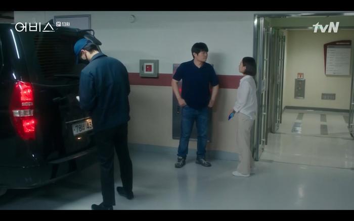 Phim Abyss tập 13-14: Ahn Hyo Seop lại hồi sinh sát nhân, đau khổ khi Park Bo Young bị nhốt trong phòng băng đến chết ảnh 29