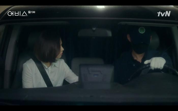 Phim Abyss tập 13-14: Ahn Hyo Seop lại hồi sinh sát nhân, đau khổ khi Park Bo Young bị nhốt trong phòng băng đến chết ảnh 30
