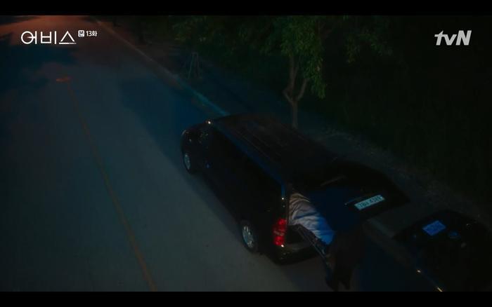 Phim Abyss tập 13-14: Ahn Hyo Seop lại hồi sinh sát nhân, đau khổ khi Park Bo Young bị nhốt trong phòng băng đến chết ảnh 33