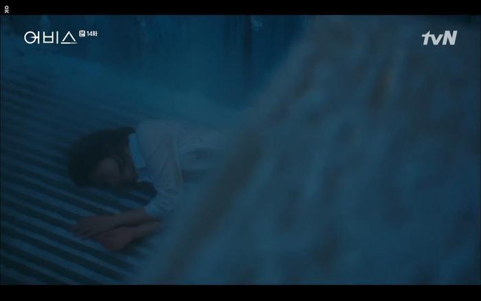 Se Yeon bị giam cầm trong toa đông lạnh chờ chết.
