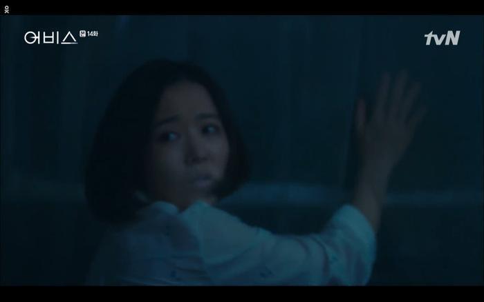 Phim Abyss tập 13-14: Ahn Hyo Seop lại hồi sinh sát nhân, đau khổ khi Park Bo Young bị nhốt trong phòng băng đến chết ảnh 39