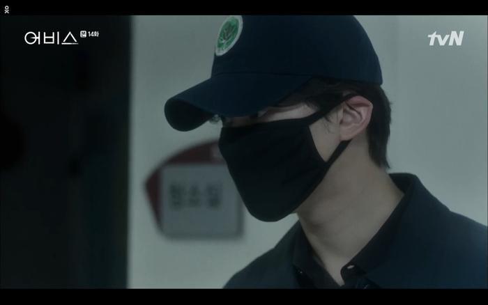 Phim Abyss tập 13-14: Ahn Hyo Seop lại hồi sinh sát nhân, đau khổ khi Park Bo Young bị nhốt trong phòng băng đến chết ảnh 43