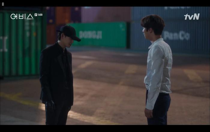 Lúc Cha Min đến cũng là thời điểm Hee Jin quyết liều mạng giết Ji Wook.