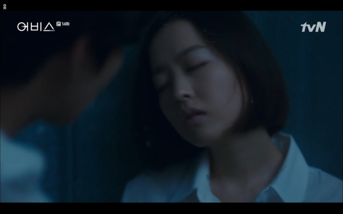 Phim Abyss tập 13-14: Ahn Hyo Seop lại hồi sinh sát nhân, đau khổ khi Park Bo Young bị nhốt trong phòng băng đến chết ảnh 59