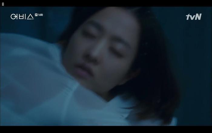 Phim Abyss tập 13-14: Ahn Hyo Seop lại hồi sinh sát nhân, đau khổ khi Park Bo Young bị nhốt trong phòng băng đến chết ảnh 61