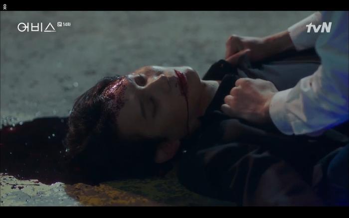 Phim Abyss tập 13-14: Ahn Hyo Seop lại hồi sinh sát nhân, đau khổ khi Park Bo Young bị nhốt trong phòng băng đến chết ảnh 54