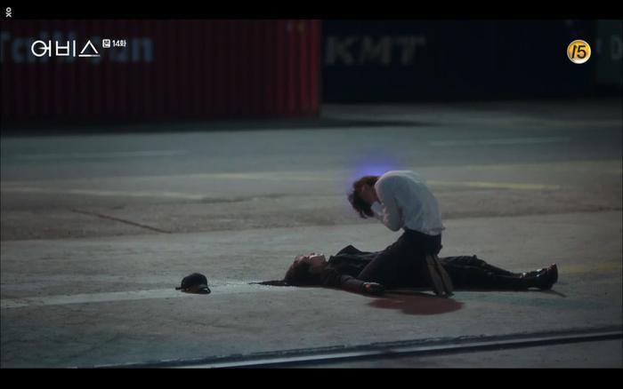 Phim Abyss tập 13-14: Ahn Hyo Seop lại hồi sinh sát nhân, đau khổ khi Park Bo Young bị nhốt trong phòng băng đến chết ảnh 55