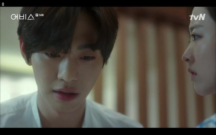 Phim Abyss tập 13-14: Ahn Hyo Seop lại hồi sinh sát nhân, đau khổ khi Park Bo Young bị nhốt trong phòng băng đến chết ảnh 63