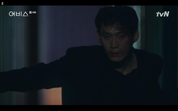 Phim Abyss tập 13-14: Ahn Hyo Seop lại hồi sinh sát nhân, đau khổ khi Park Bo Young bị nhốt trong phòng băng đến chết ảnh 68