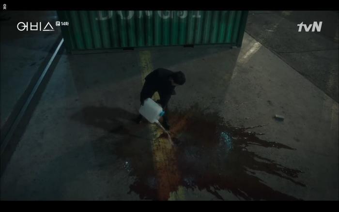 Phim Abyss tập 13-14: Ahn Hyo Seop lại hồi sinh sát nhân, đau khổ khi Park Bo Young bị nhốt trong phòng băng đến chết ảnh 69