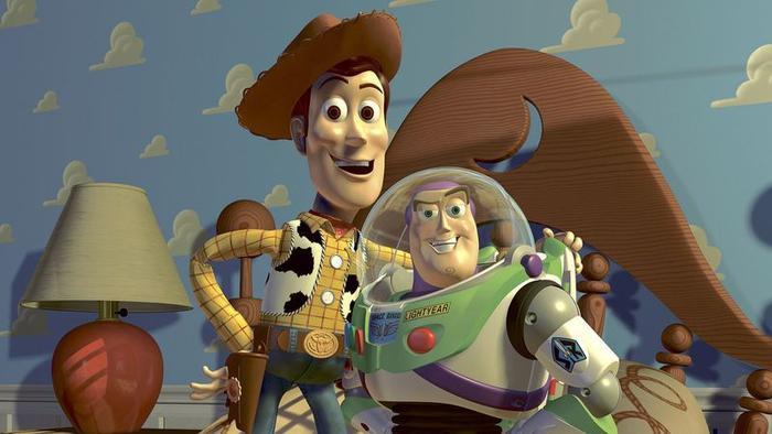 Toy Story mang lại thành công rực rỡ cho Pixar.