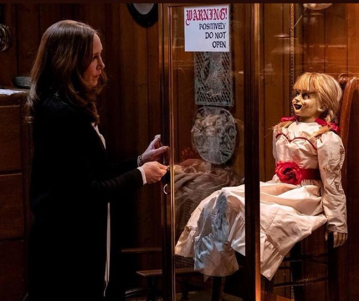Annabelle: Ác quỷ trở về: Điểm mặt những đứa trẻ vàng trong làng tạo nghiệp của các phim kinh dị ảnh 6