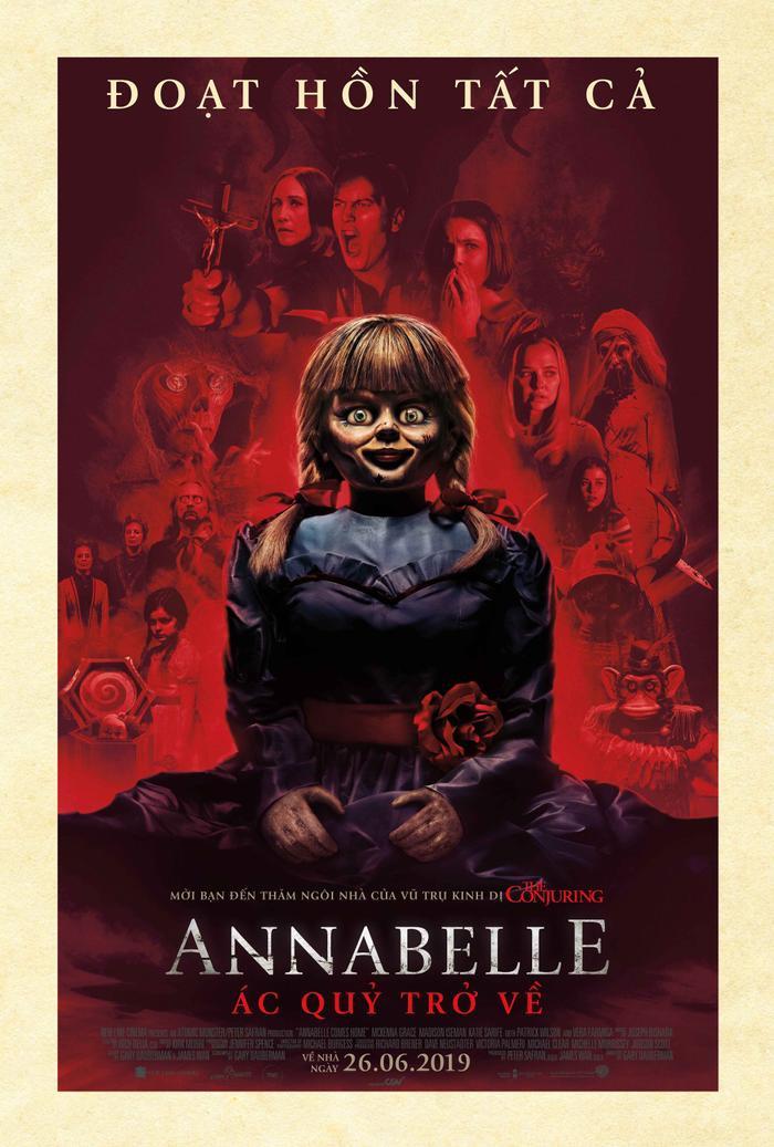 Annabelle: Ác quỷ trở về: Điểm mặt những đứa trẻ vàng trong làng tạo nghiệp của các phim kinh dị ảnh 7