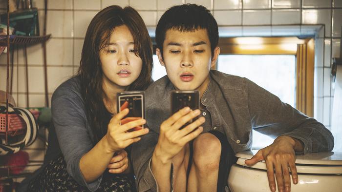 Parasite trở thành phim Hàn Quốc đầu tiên được đề cử Phim hay nhất tại Oscars.