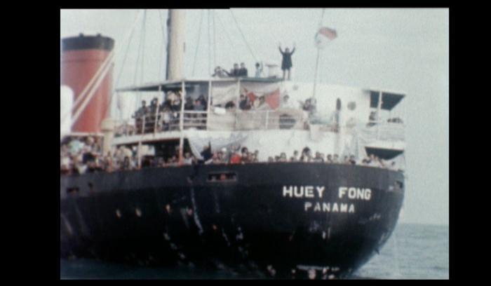 Thương hiệu nổi tiếng của ông được đặt tên theo con tàuHuey Fong.
