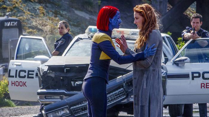 Khi các nhân vật nữ đồng loạt thắc mắc về chữ men trong X-Men và Men in black ảnh 1
