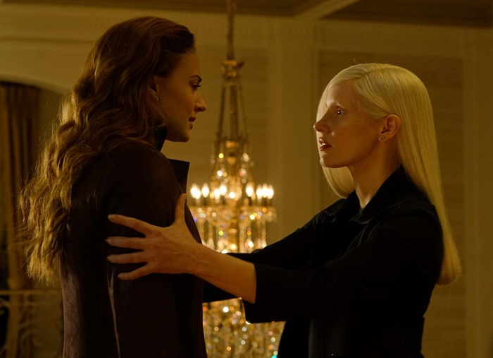 Khi các nhân vật nữ đồng loạt thắc mắc về chữ men trong X-Men và Men in black ảnh 2
