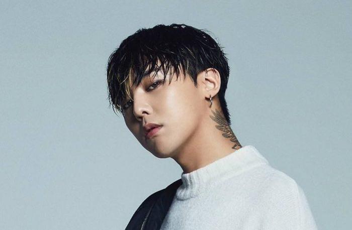 Anh chàng G-Dragon.