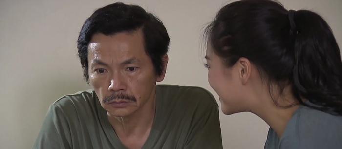 Ông Sơn (NSƯT Trung Anh) tuỵêt vọng vì nhớ lại nỗi đau mất vợ