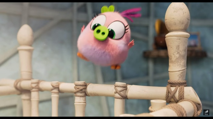 The Angry Birds Movie 2 tung trailer cuối hé lộ màn hợp tác giữa Chim giận dữ và Heo xanh ảnh 2