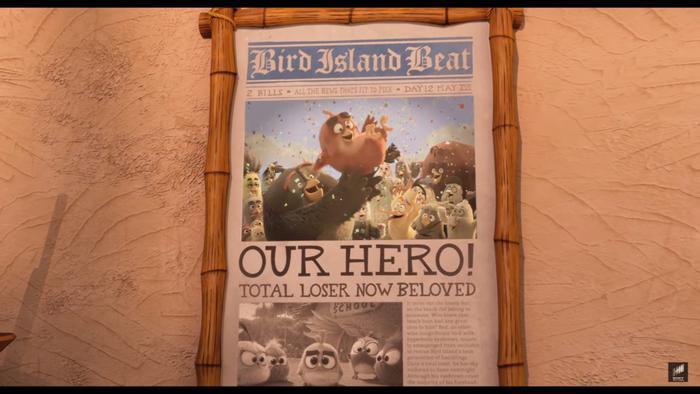 The Angry Birds Movie 2 tung trailer cuối hé lộ màn hợp tác giữa Chim giận dữ và Heo xanh ảnh 4