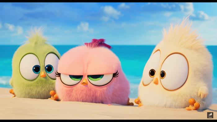 The Angry Birds Movie 2 tung trailer cuối hé lộ màn hợp tác giữa Chim giận dữ và Heo xanh ảnh 6