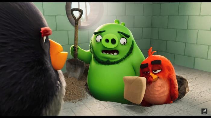The Angry Birds Movie 2 tung trailer cuối hé lộ màn hợp tác giữa Chim giận dữ và Heo xanh ảnh 7