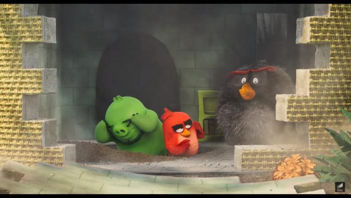 The Angry Birds Movie 2 tung trailer cuối hé lộ màn hợp tác giữa Chim giận dữ và Heo xanh ảnh 8